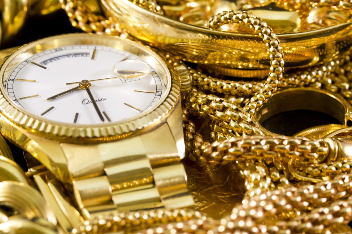Jewelry and gold exchange style guru fashion glitz for How can i tell if my jewelry is real gold